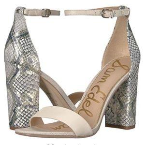 Sam Edelman Women's Yaro Heeled Sandal Size 9M